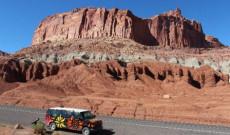20.08.2012 Escape Camper Van, Truck Camper Amazing Rentals Alaska, Mietwagen und Flüge