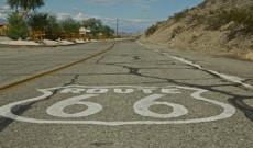Die berühmte Route 66