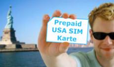 Prepaid USA Sim Karte
