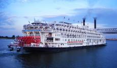 Flusskreuzfahrten auf dem Mississippi mit der American Queen