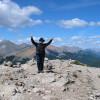 Wandern Kanada Westen mit Unterkunft in Hotels und Cabins