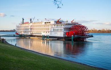 Flusskreuzfahrten auf  dem Columbia & Snake River mit der American Empress