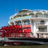 Flusskreuzfahrt auf dem Mississippi auf der American Duchess