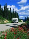 Wohnmobilreise durch die kanadischen Rockies