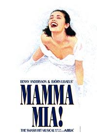 Broadway Musical - Mamma Mia!