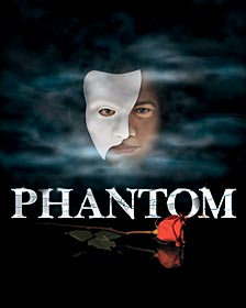 The Phantom of the Opera - Broadway Show