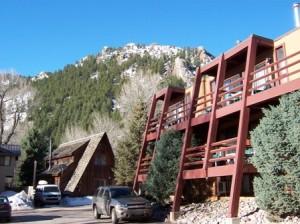 Unterkunft Aspen Skifahren