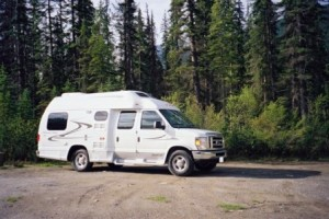 Vermieter Westcoast Mountain Campers Kanada