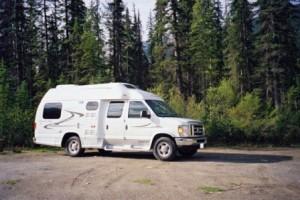Vermieter Westcoast Mountain Campers Kanada