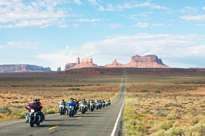 Eagle Rider geführte Motorradreise Route 66