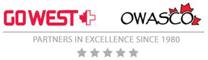 Gowest und Owasco Logo