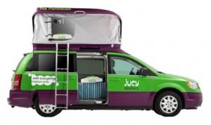 Jucy Rentals USA Kalifornien