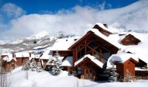 Unterkunft Skifahren Telluride Colorado