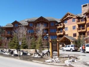 Skifahren Breckenridge Unterkunft Mountain Thunder Lodge