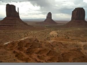 Busrundreise Naturwunder des Westens 2012