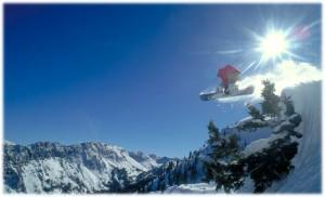 Skireise nach Utah