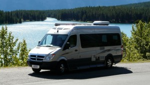 Mercedes Diesel Sprinter Go West Kanada