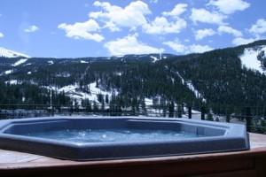 Skifahren Keystone Unterkunft Inn at Keystone