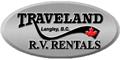 Traveland RV Rentals Logo