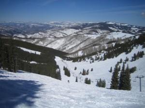 Skifahren Vail Colorada