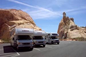 Wohnmobil El Monte USA