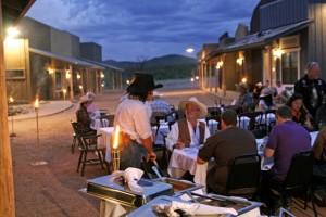 Übernachtung Apache Spirit Ranch Arizona