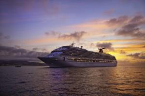 Kreuzfahrtschiff Carnival Splendor von Carnival Cruise Lines