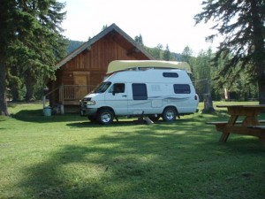 Vermietung von Van Campern und Truck Campern in Vancouver