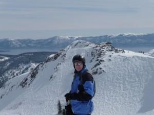 Skireise nach Kalifornien zum Skifahren am Lake Tahoe