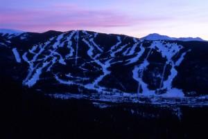 Skireise zum Skifahren in Colorado