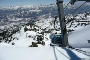Skireise nach Utah zum Skifahren in Snowbasin