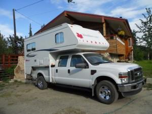Vermieter in Whitehorse Yukon mit Truck Campern und Motorhomes