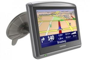 Vermietung TomTom Navigationsgerät mit Karten für Kanada und USA