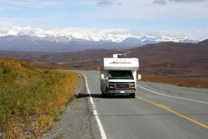 begleitete Wohnmobilreise Alaska und Yukon