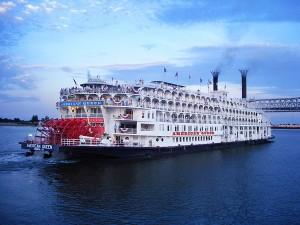 mit der legendären American Queen zur Flusskreuzfahrt auf dem Mississippi