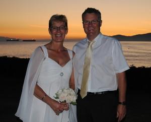 Heiraten Sie in Kanada im Urlaub
