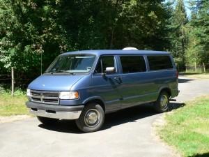 Miete in Kanada von einem Sleeper Van Orbit Motors